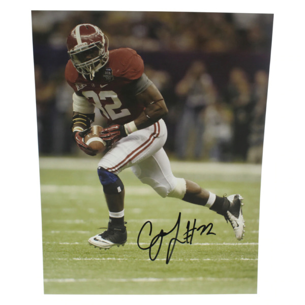 CJ Mosley Alabama Crimson Tide Autographed 11x14 Photo Sports Collectibles Auth