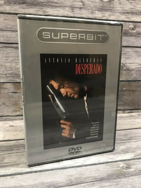 Desperado (DVD 2002 The Superbit Collection) Antonio Banderas Salma Hayek NEW