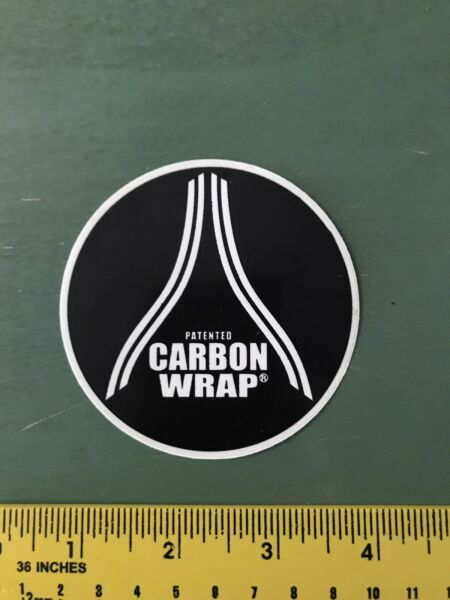 Carbon Wrap Decal sticker Surfing $5.99
