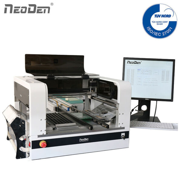 NeoDen4 Pick and Place Machine with Vision System 40 Electric Feeders $10000.00