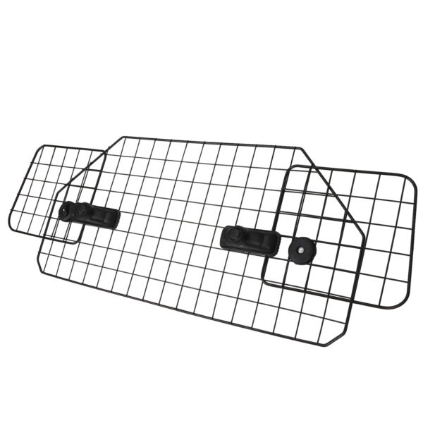 Dog Pet Barrier For Suv Car Vehicle Universal Cage Prevent Distracted Driving $26.92
