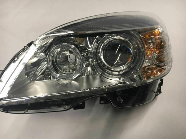 Replacement Headlight Fit Mercedes-Benz Left Driver Side HID Xenon MB2502166