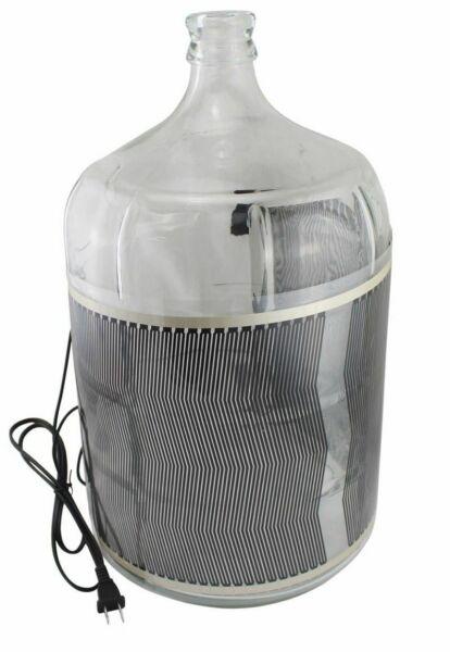 Homebrew Electric Fermentation Wrap Heater Homebrew Carboy Fermenter Bucket Wine