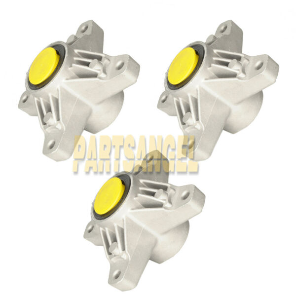 3PK Spindle for MTD Cub Cadet Z Force Pro amp; Z Force 44 48 50 54 60 Mower
