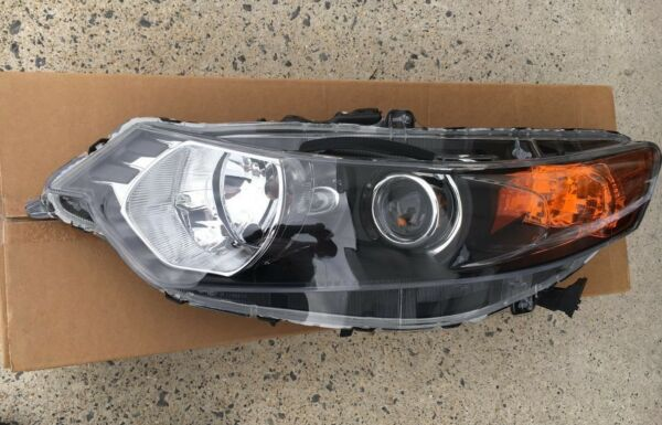 HEADLIGHT XENON HID AFS Left Driver Side for 2009-2014 Acura TSX (33151TL0A02)