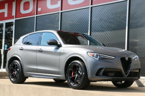 2019 Alfa Romeo Stelvio Quadrifoglio Great Choice on this Alfa Romeo Stelvio Call Today Before it Sells!!!