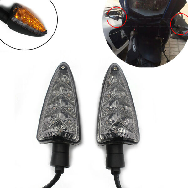 21mm Turn Signal Light Fits Speed Triple 1050 R Daytona 675 R Tiger 800 Triple