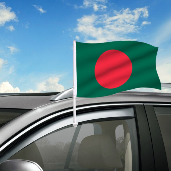 Bangladesh Car Flag 18