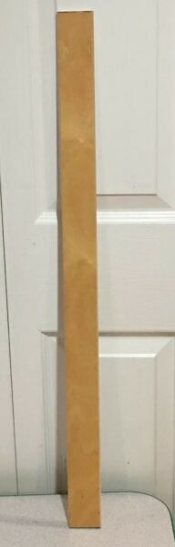 replacement wood slat for ikea sultan luroy 19154 bed base queen size 30x2x0.5