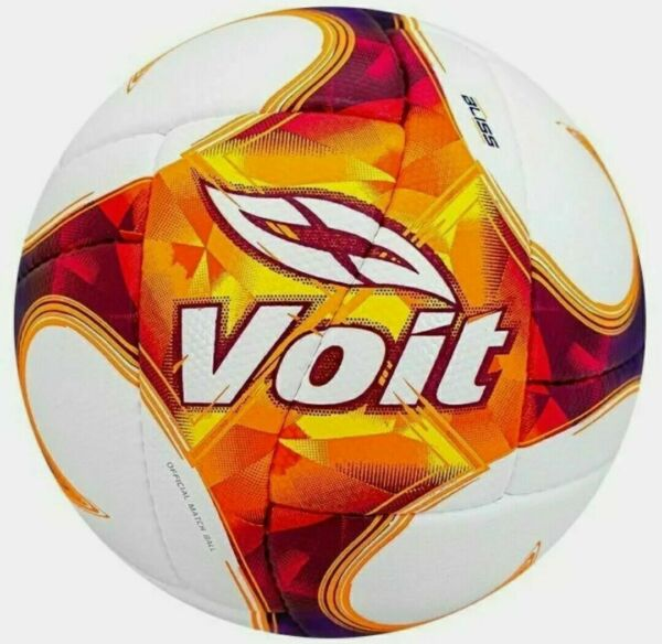 Voit Liga MX Official Match Ball Clausura 2021 White Orange fifa approved