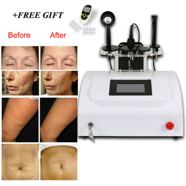7 Probes Monopolar RF Radio Frequency Skin Rejuvenation Face Lift Beauty Health