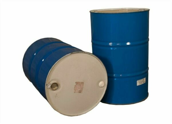55 Gallon Steel Drums PICKUP ONLY $6.99
