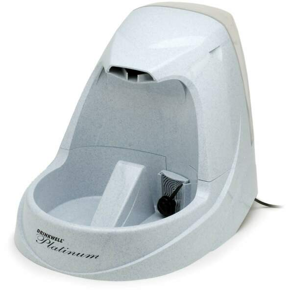 PetSafe Drinkwell Platinum Dog and Cat Water Fountain 168 oz. $34.95