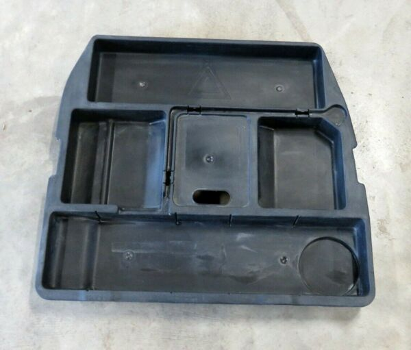 96 99 Subaru Legacy Outback Trunk Tray Storage Compartment Spare Tire Cover $61.00
