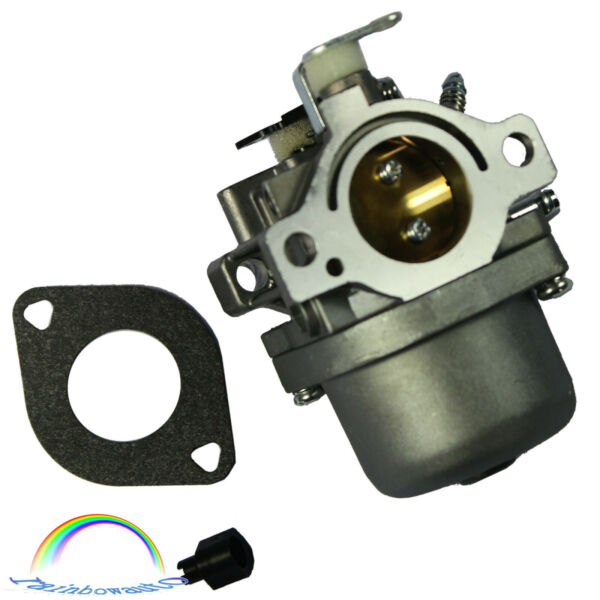 New For Briggs & Stratton Walbro 5-4993 LMT Carburetor With Mounting Gasket