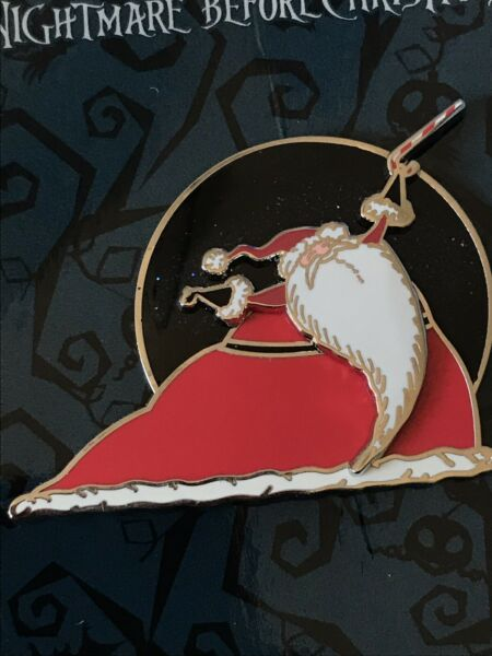 Disney Halloween '19 Nightmare Before Christmas Surprise Release Sandy Claws Pin