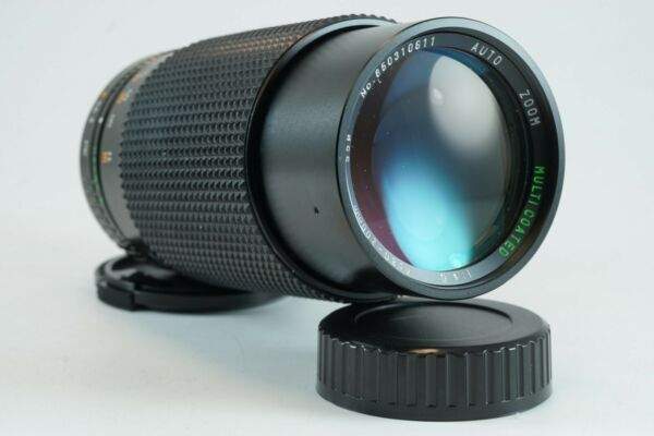 **GREAT** Sears Auto 80 200mm f4 MF Lens for Pentax Ricoh K 35mm SLR Cameras