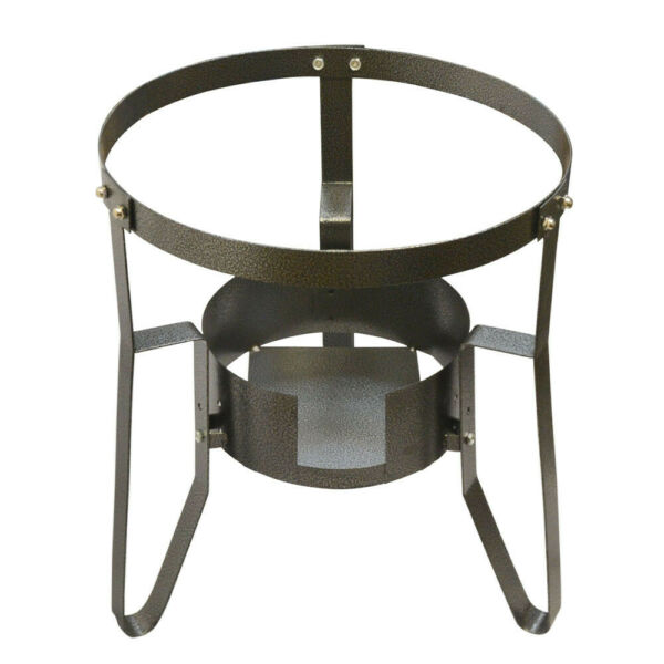 Single Burner STAND 31quot; Height Outdoor High Pressure Propane BBQ Gas Stove Base