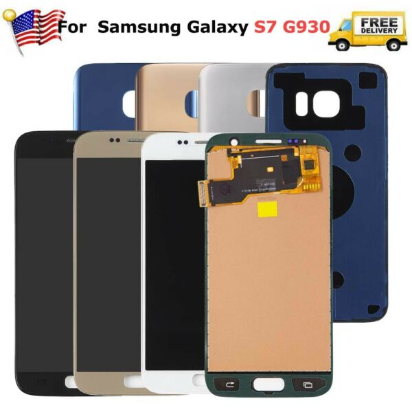 For Samsung Galaxy S7 G930AV LCD Display Touch Screen Digitizer Replacement LOT