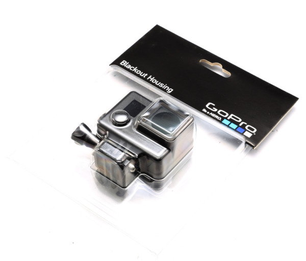 GoPro Accessories Original Blackout Housing case for GoPro hero4