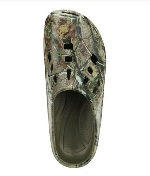 RealTree AP Men#x27;s Camo Slip on Casual Clog Shoes Size 9 Camouflage Water $21.99