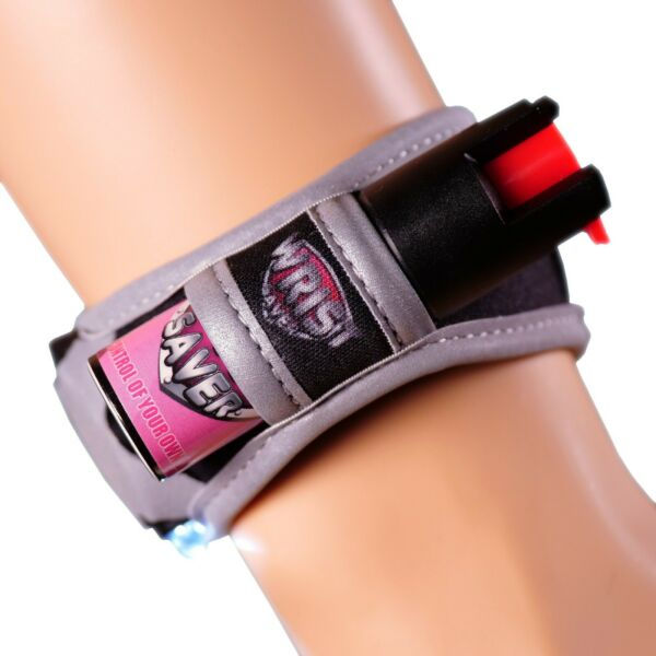 Pepper Spray for running for women Black and Pink Small Dog Spray $16.95