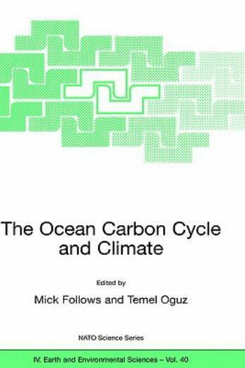 The Ocean Carbon Cycle And Climate $341.09