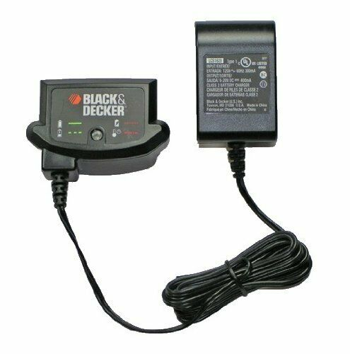 Black and Decker Genuine OEM Replacement Battery Charger # 90553168