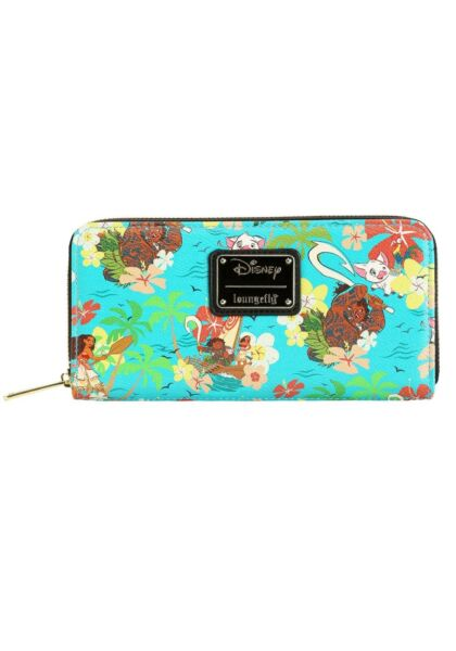Loungefly Disney Moana Wallet *BRAND NEW WITH TAGS* US Seller*