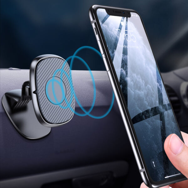 360° Car Mount Cradle Magnetic Holder Stand For Mobile Cell Phone GPS iPhone 12 $4.79