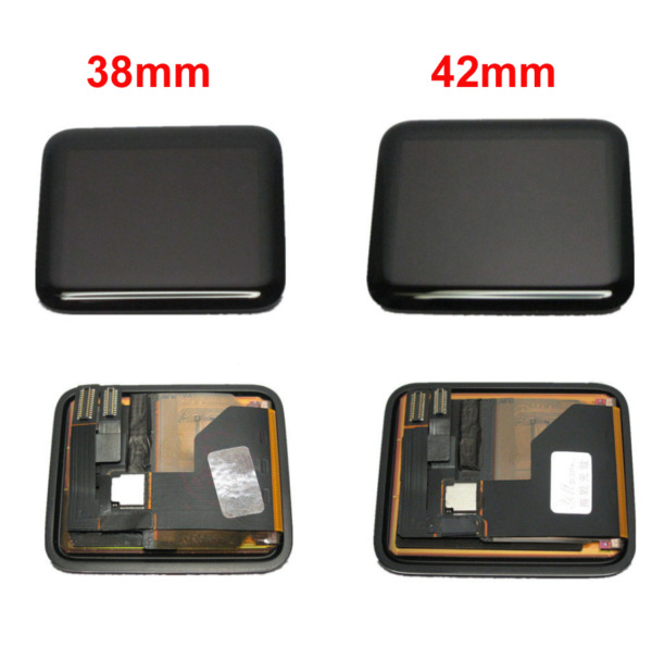 For IWatch Series 1 2 3 38mm 42mm LCD Display Touch Screen Digitizer Replacement