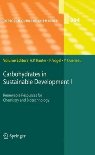 Carbohydrates In Sustainable Development I $281.02