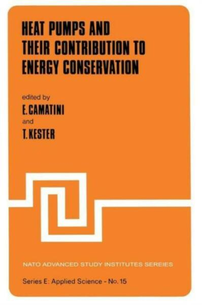 Heat Pumps And Their Contribution To Energy Conservation $93.91