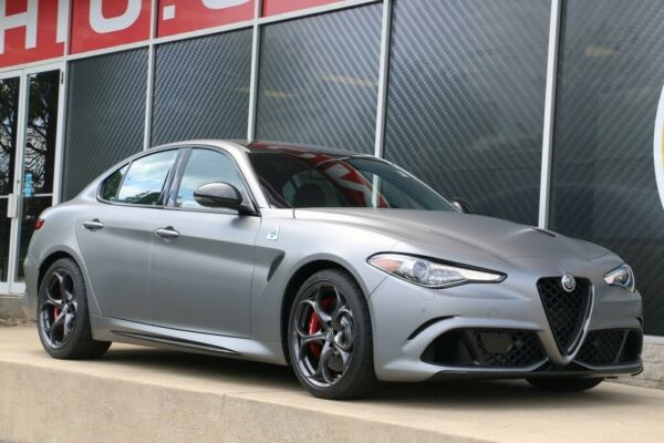 2019 Alfa Romeo Giulia Quadrifoglio Great Choice on this Alfa Romeo Giulia Call Today Before it Sells!!!