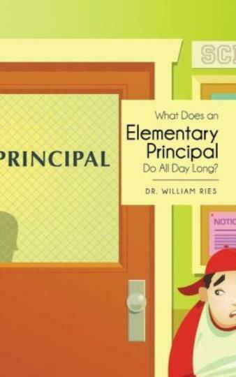 What Does An Elementary Principal Do All Day Long? $18.08