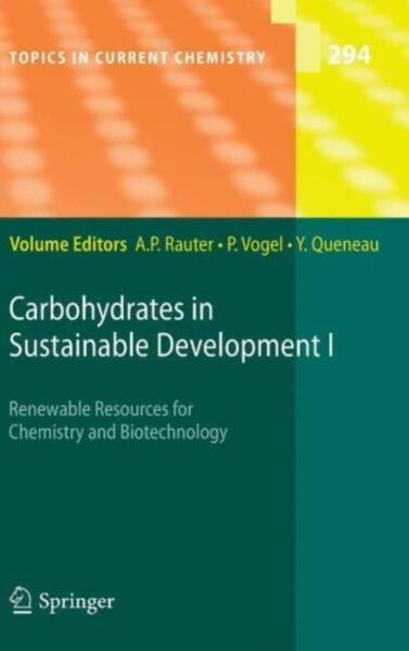 Carbohydrates In Sustainable Development I $345.01