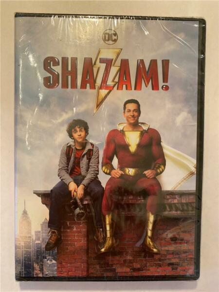 NEW DC Shazam DVD
