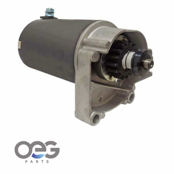 New Starter For Briggs V Twin Cylinder HD 14 16 18 HP 399928 498148