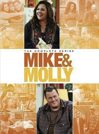 Mike and Molly The Complete Series collection Seasons 1-6 (DVD 2016 18-disc)