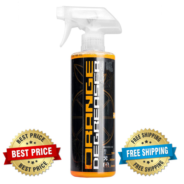 Chemical Guys Signature Series Orange Degreaser Removes Tough Grease Grime Dirt