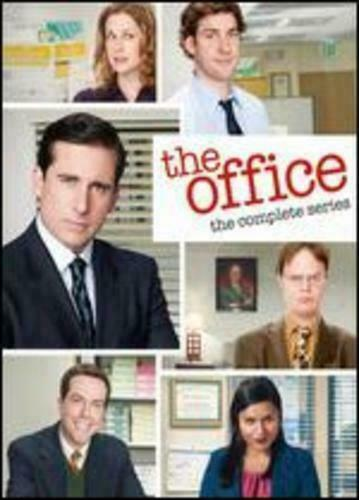 The Office: The Complete Series seasons 1-9 (DVD 2018 38-Disc Set)