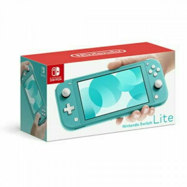Nintendo Switch Lite Handheld Console - Turquoise Brand new in box!
