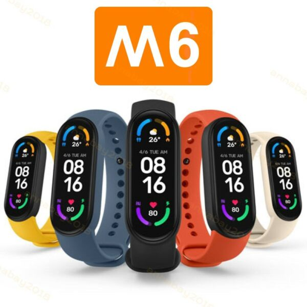 Smart Band Watch Bracelet Wristband Fitness Tracker Blood Pressure HeartRate M3 $6.99
