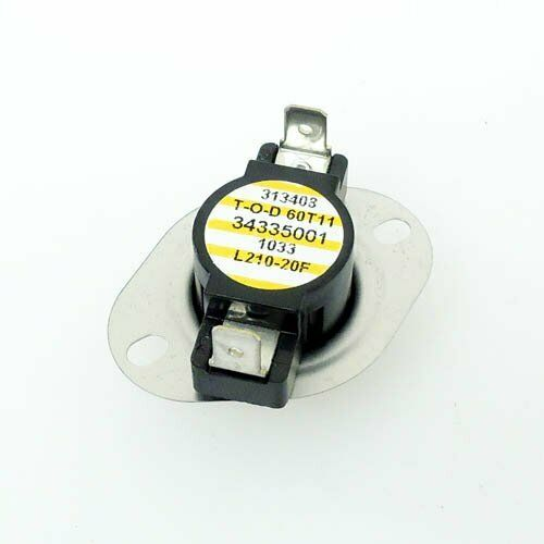 ICP 34335001 OEM Furnace Replacement Limit Switch L210 20 $34.70