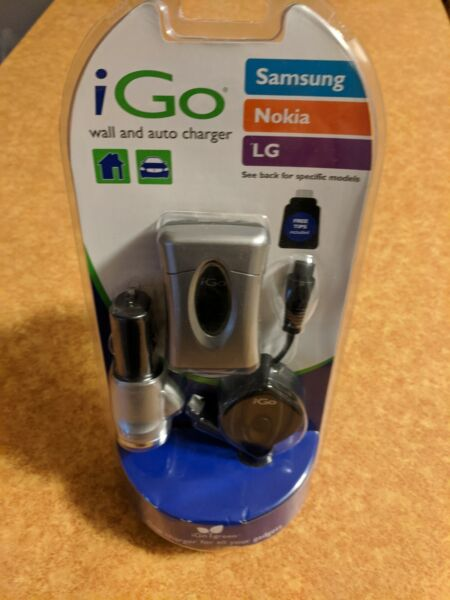 I Go Wall and Auto Charger $32.95