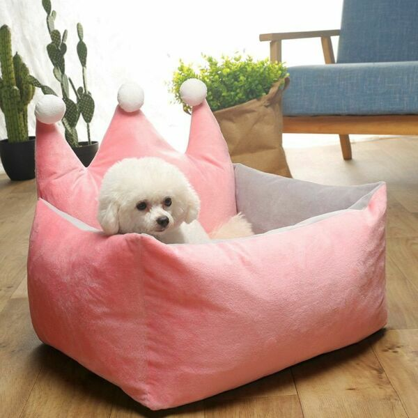 Comfortable Dog Sofa Cat Nest Easy To Clean House Kennel For Pet Accessories New $46.99