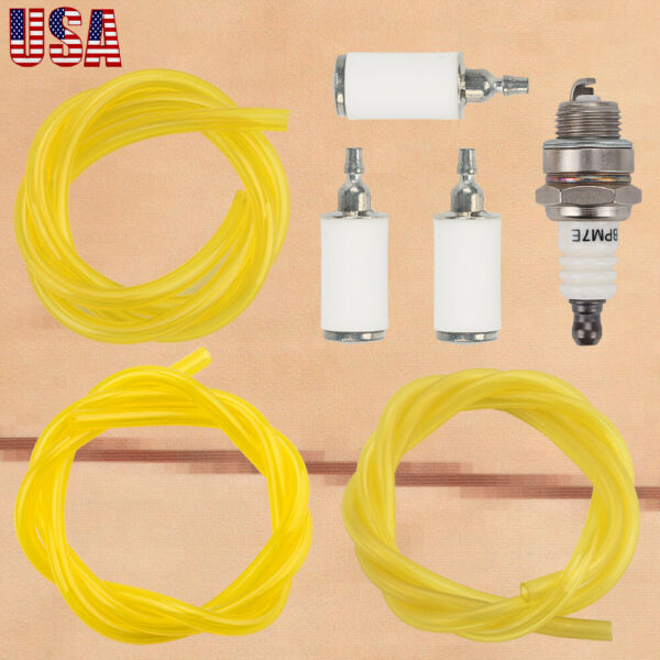 530095646 Fuel Line Filter Kit For Poulan 2055 2075 2150 2155 Trimmer Chainsaw