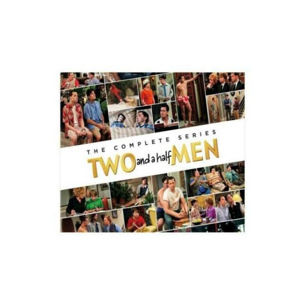 .Two and a Half Men the Complete Series Seasons 1 - 12 (DVD box set )