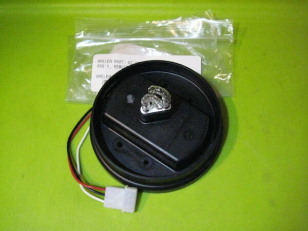 Whelen Strobe Base for Bracket Mount Remote Beacon Light 02 0383705 00
