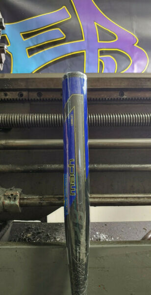 2020 Worth Mach 1 Cobra Jet 428 XL Slowpitch Bat ASA WM20MA (Clean or Shaved)